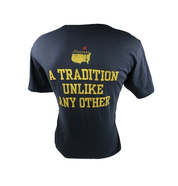 Masters Youth Navy Tradition T-Shirt