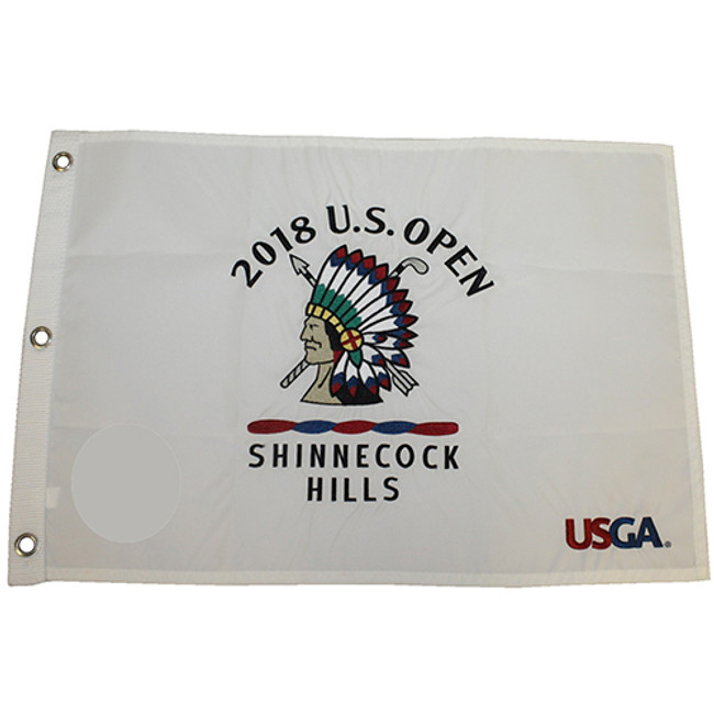 2018 US Open Embroidered Pin Flag- Shinnecock Hills