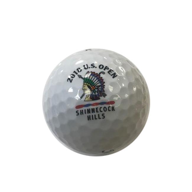 2018 US Open Titleist Golf Ball- Single