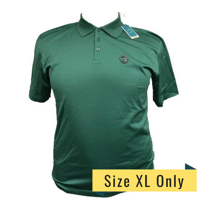 Berckmans Dark Green Golf Polo