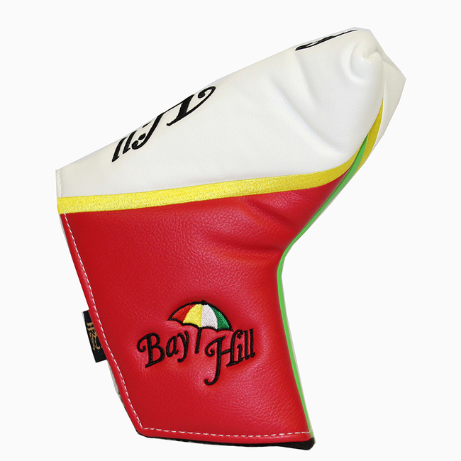 Arnold Palmer Bay Hill Leather Putter Cover