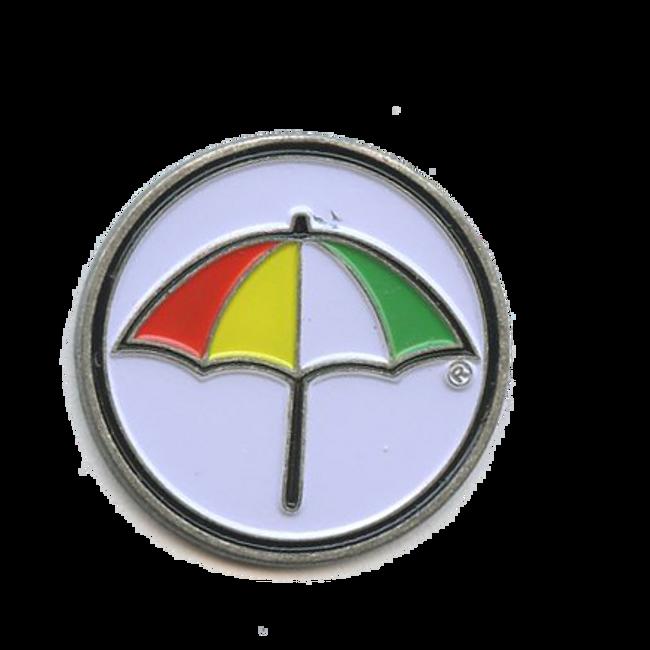Arnold Palmer Umbrella Ball Marker