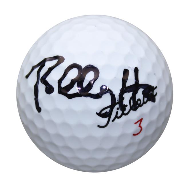 Billy Horschel Autographed Golf Ball