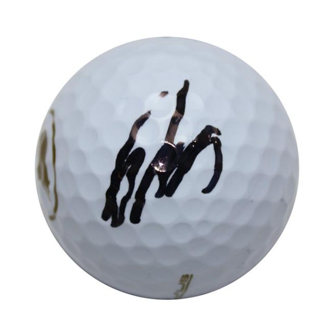 Rio Ishikawa Autographed Memorial Logo Golf Ball