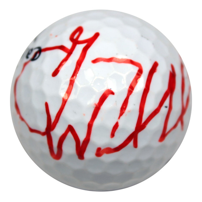 Gary Woodland Autographed Golf Ball