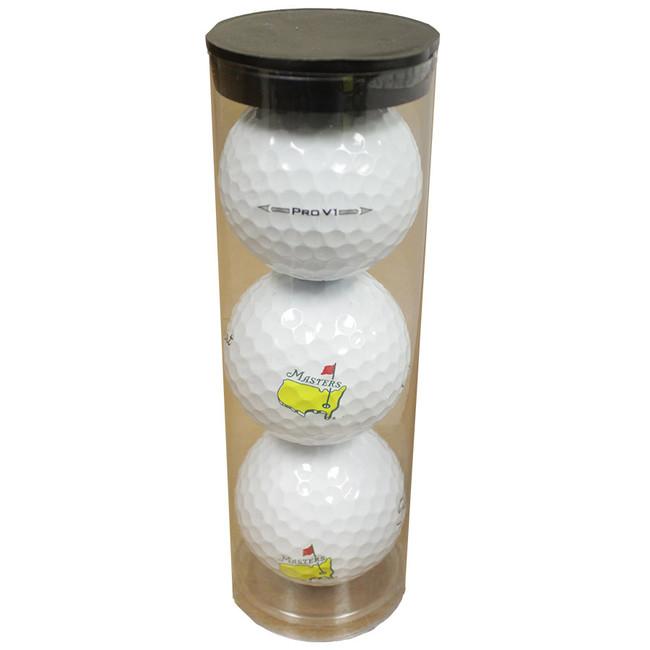 Titleist Pro V 1 Masters 3 Pack Golf Balls- Brand New!