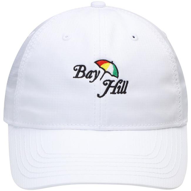 Women's Bay Hill White Tech Hat by Kate Lord