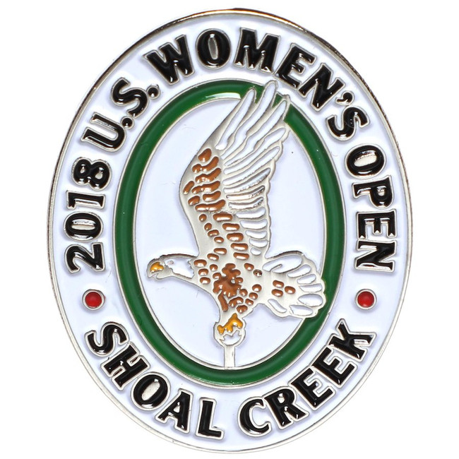 2018 US Women's Open Lapel Pin