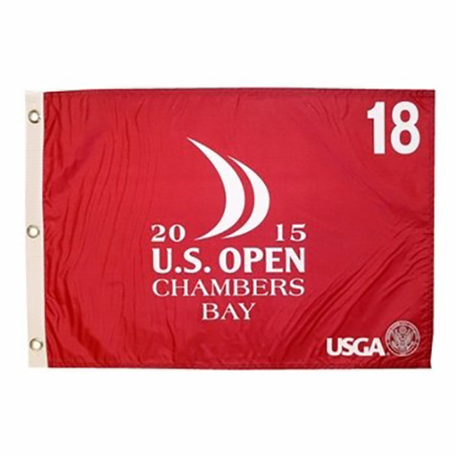 2015 US Open Screen Print Flag - Spieth Champion!!