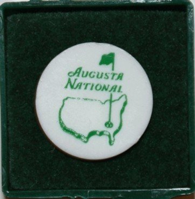 Augusta National Members Ball Marker