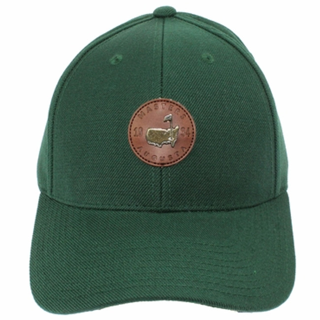 Berckmans Place Green Hat - Leather Adjustable Strap