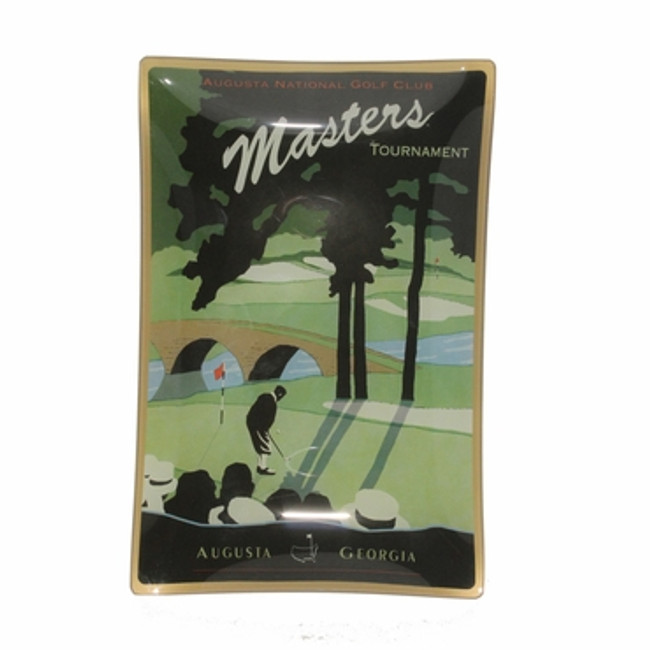 Masters Bobby Jones 11th Hole Tray