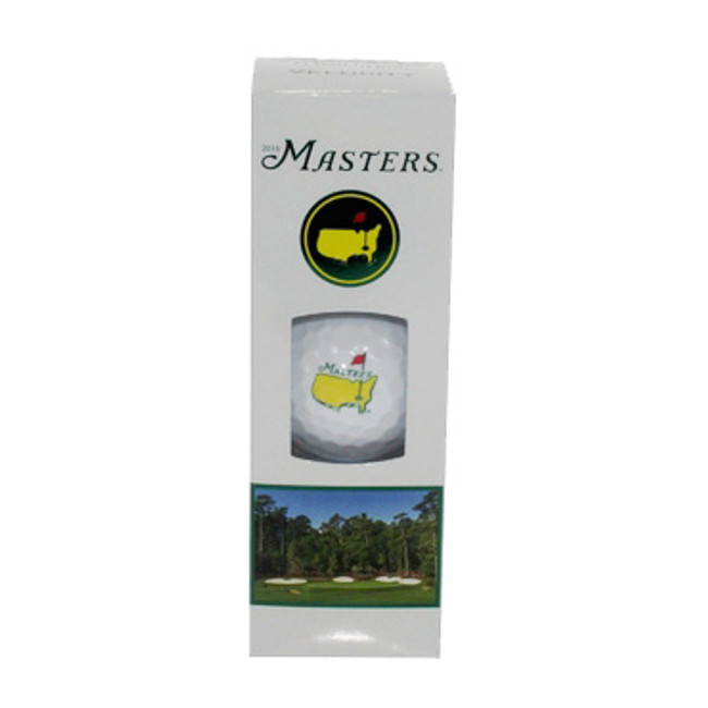 Masters Golf Balls - Velocity 3 Pack - 2016 Version