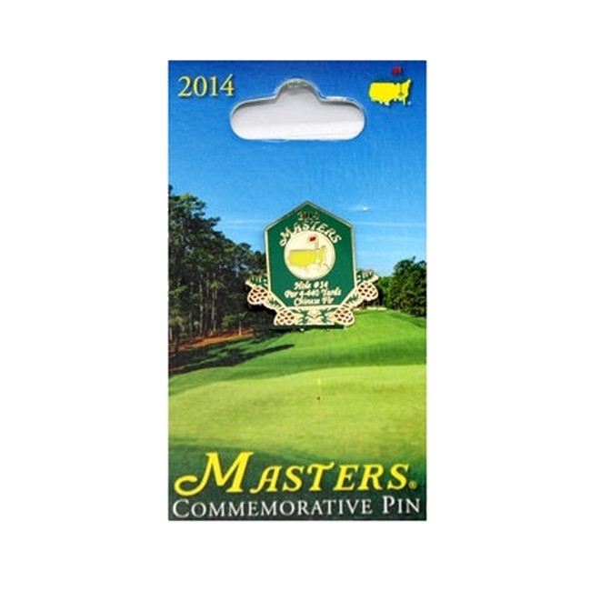 Masters 2014 Commemorative Pin