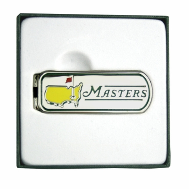 Masters Money Clip