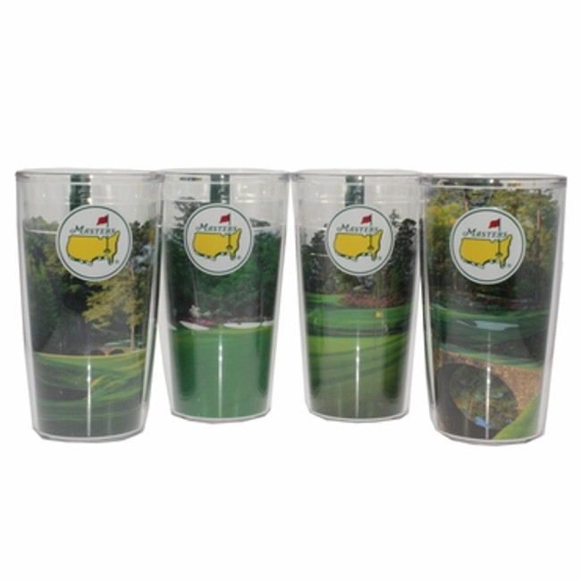 Masters Tervis Tumblers Set of 4