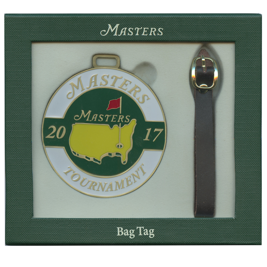 2017 Masters Dated Bag Tag