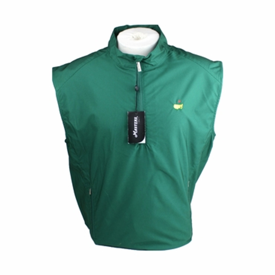Masters Performance Wind Vest - Green
