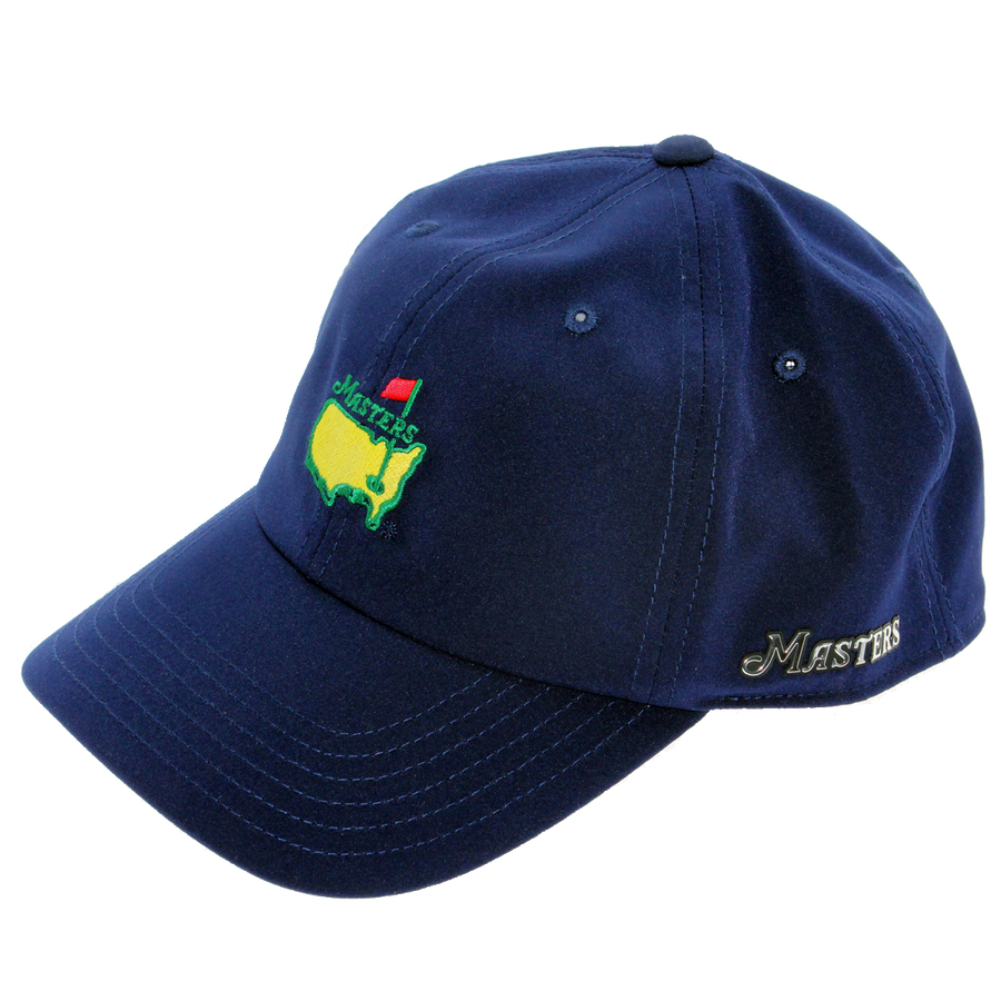 Masters Performance Tech Hat - Navy Reflective Cap