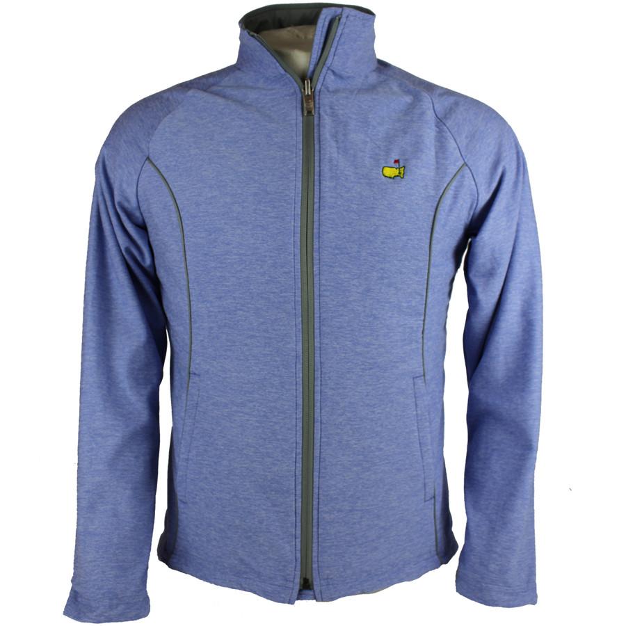 Masters Magnolia Lane Reversible Slate/Purple Pullover