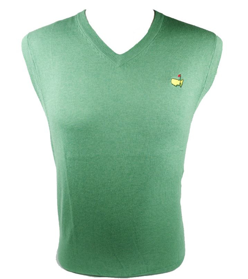 Masters Sweater Vest - Green