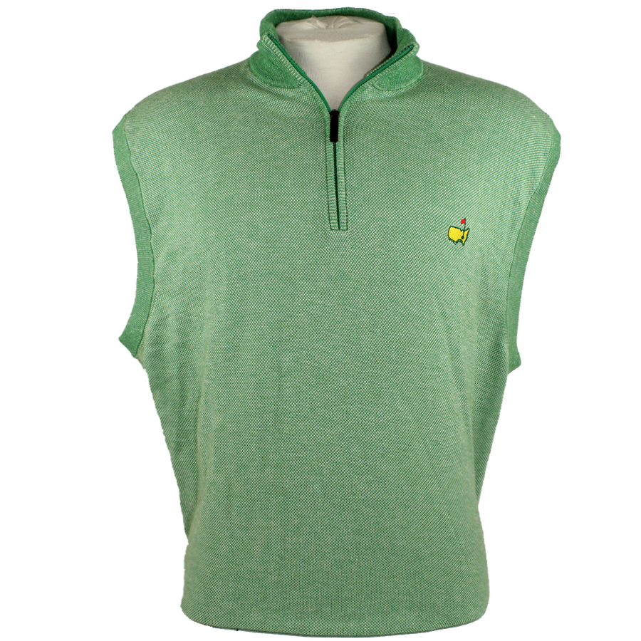 Masters Collection Sweater Vest - Light Green
