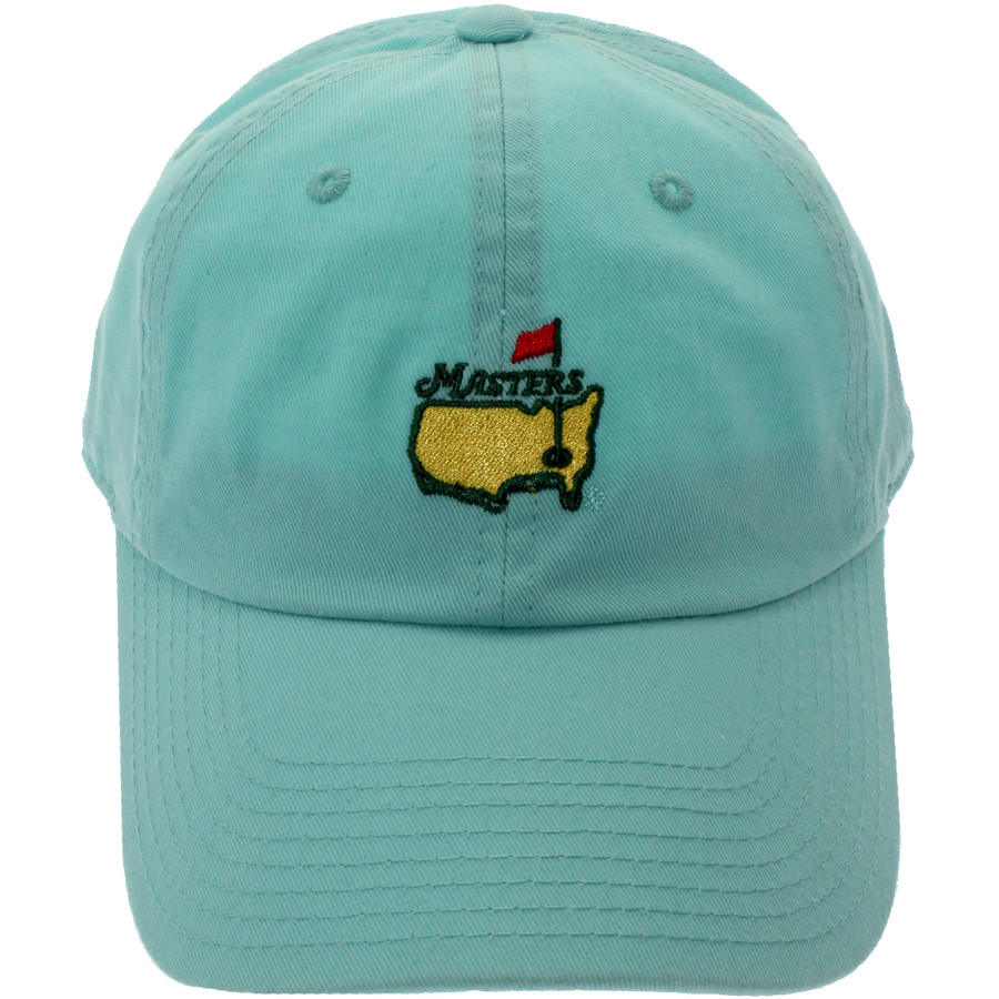 Masters Seafoam Caddy Hat
