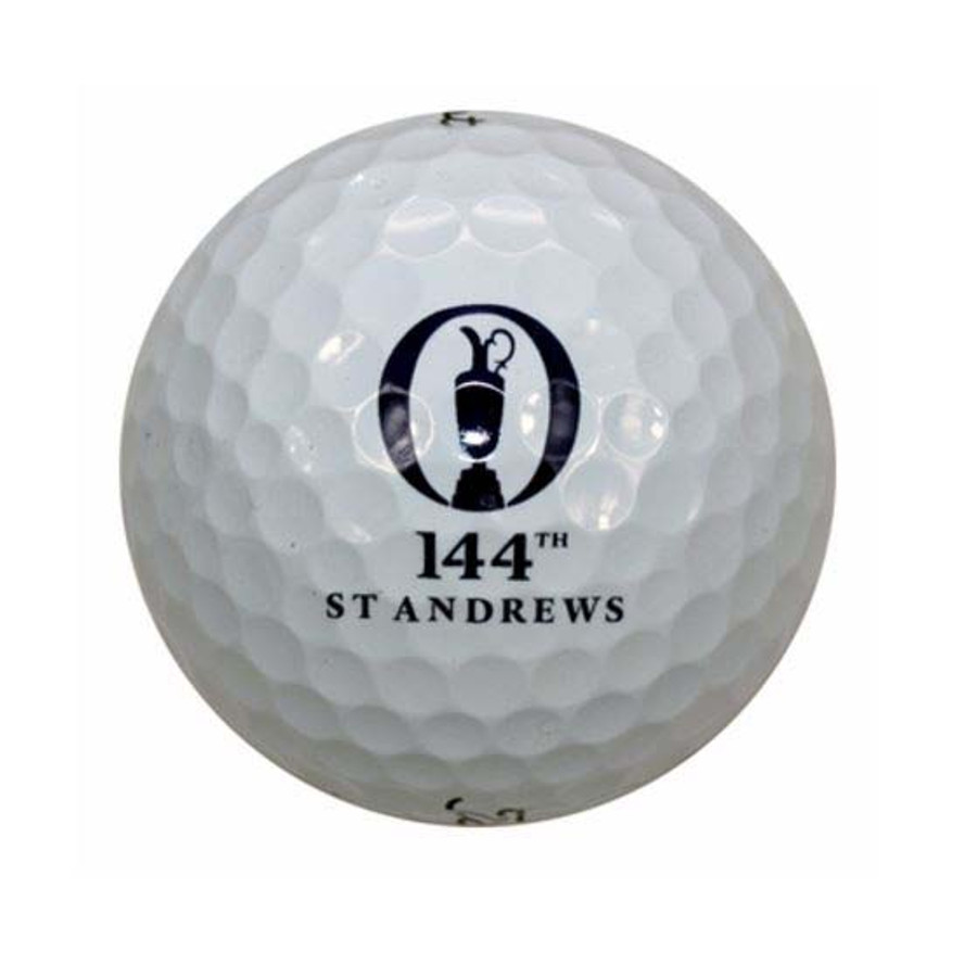 The 144th British Open Logo St Andrews Golf Ball - ProV1