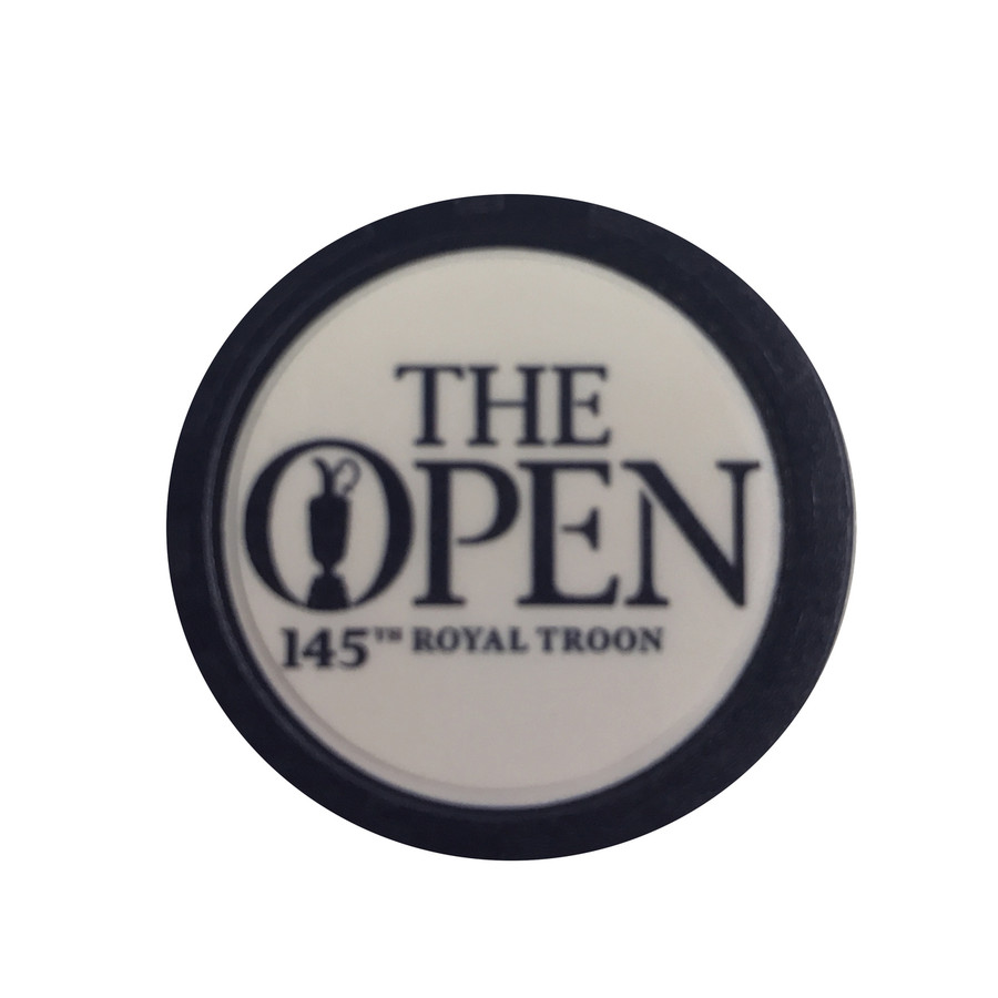 145th Royal Troon 2 Sided Collector Coin