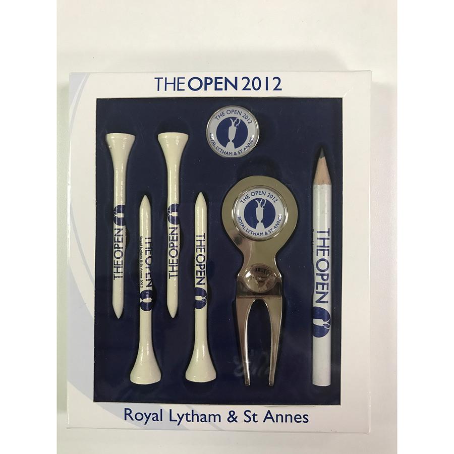 The Open 2012 Royal Lytham & St Annes Divot Tool Set