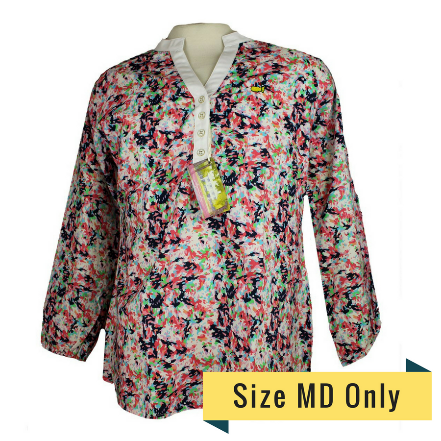 Masters Ladies Magnolia Lane Floral Tunic