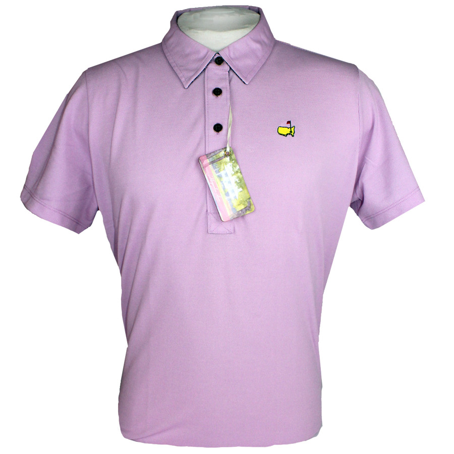 Masters Ladies Magnolia Lane Golf Shirt - Lilac