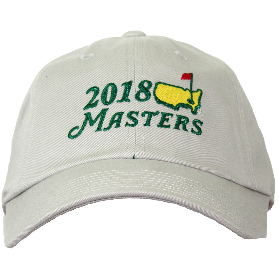 2018 Masters Stone Caddy Hat