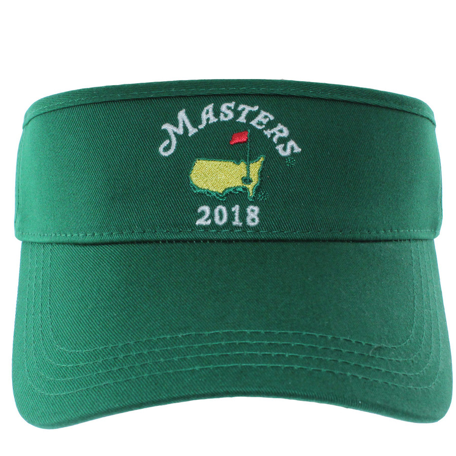 2018 Dated Masters Low Rider Visor - Green