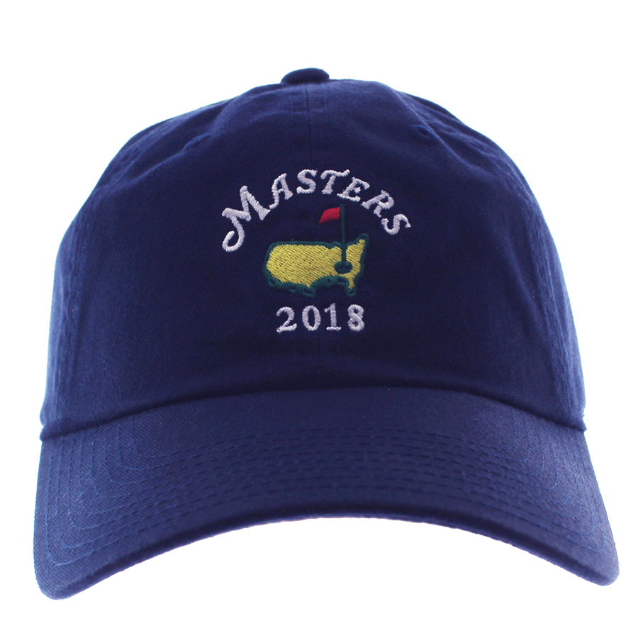 2018 Dated Masters Navy Caddy Hat