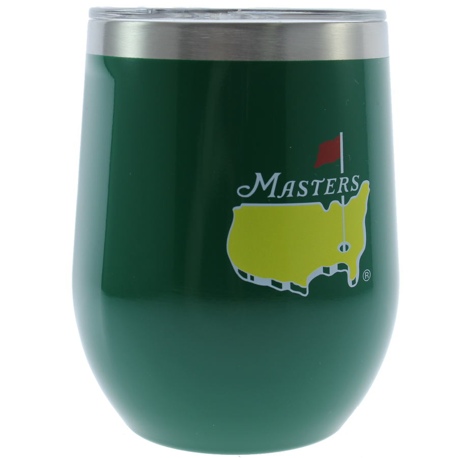Masters Corkcicle 12oz Stemless - Green