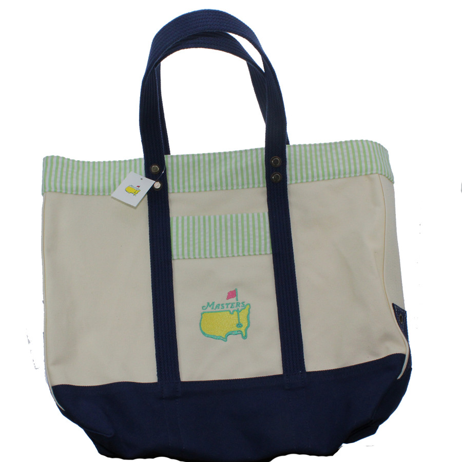 Masters Canvas Tote Bag