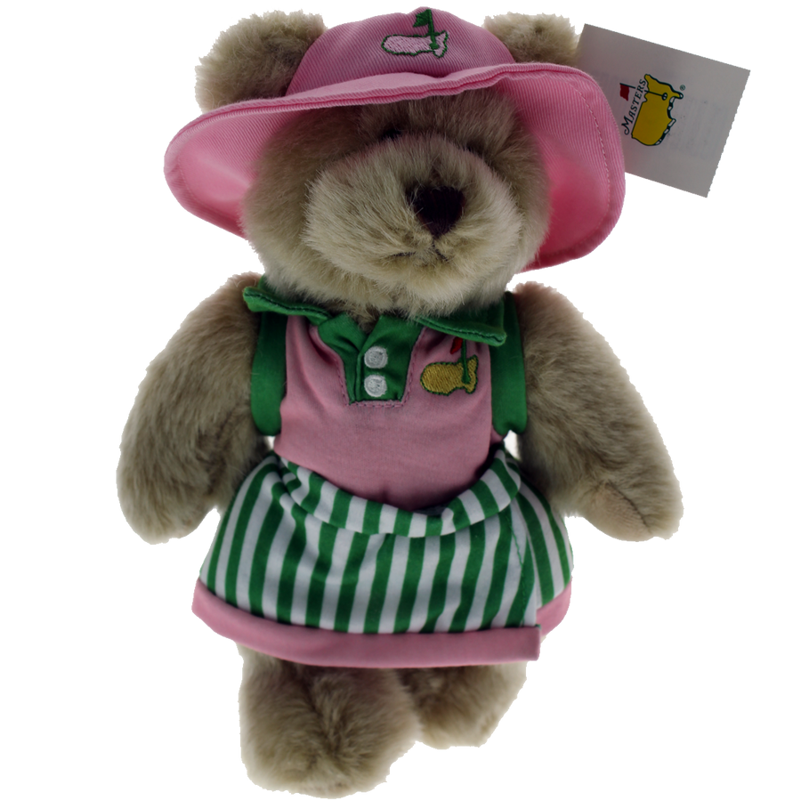 2018 Masters Commemorative Bear- Female