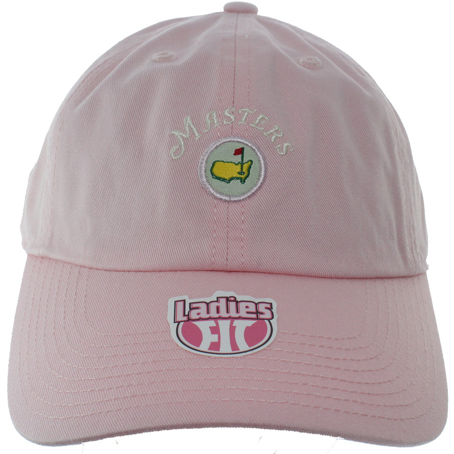 Masters Classic Pink Ladies Hat
