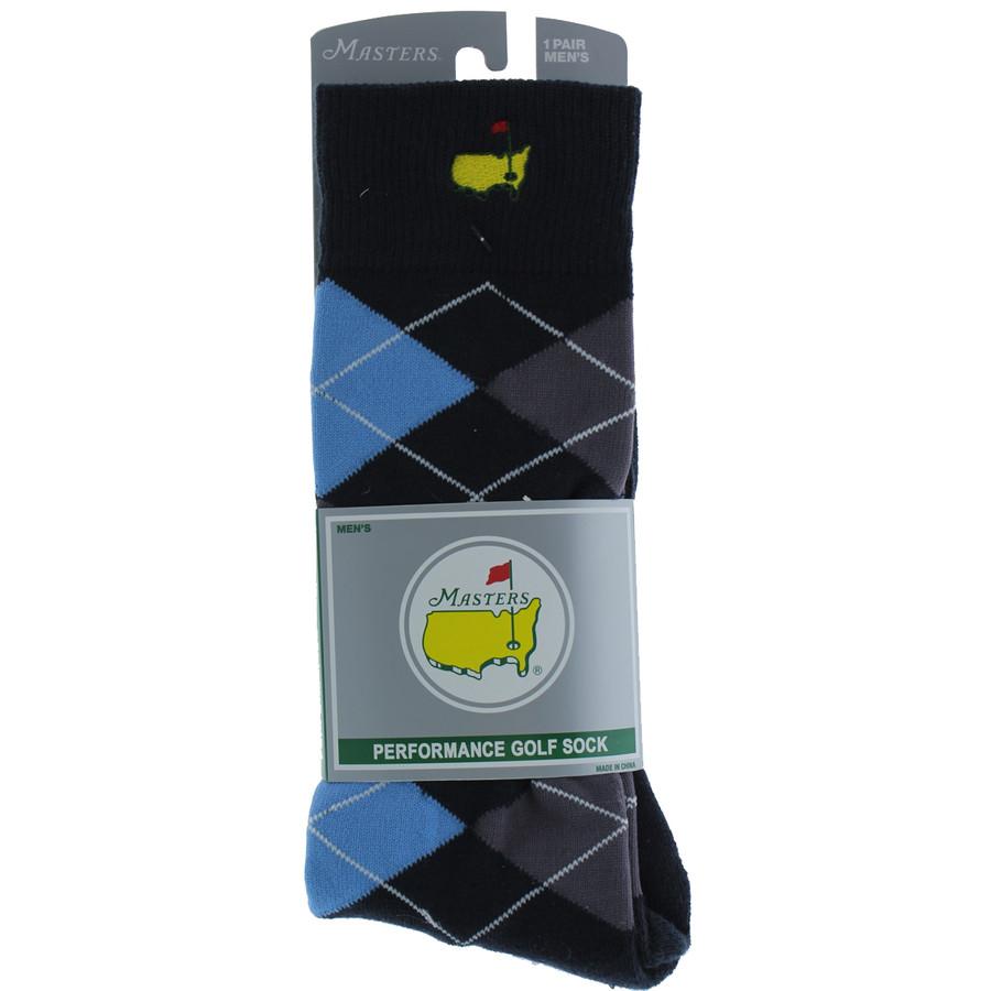 Masters Performance Socks - Blue / Light Blue / Grey
