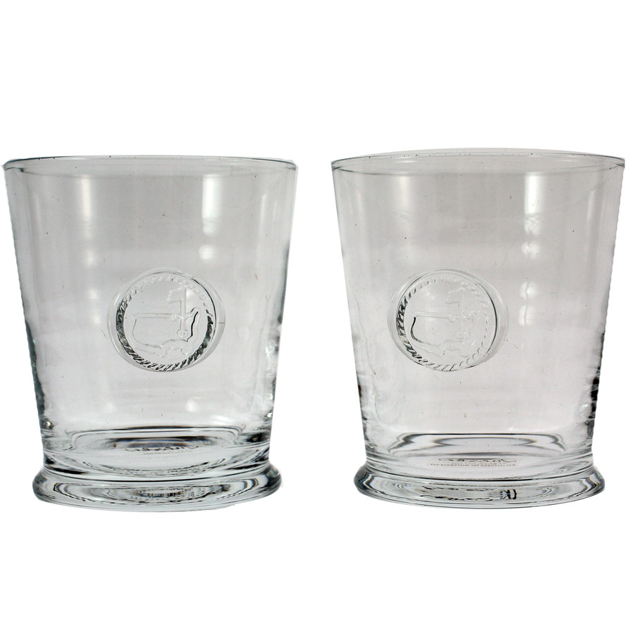 Masters Double Old-Fashioned Glasses - Set of Two