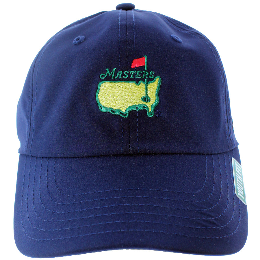 Masters Youth Navy Performance Tech Hat