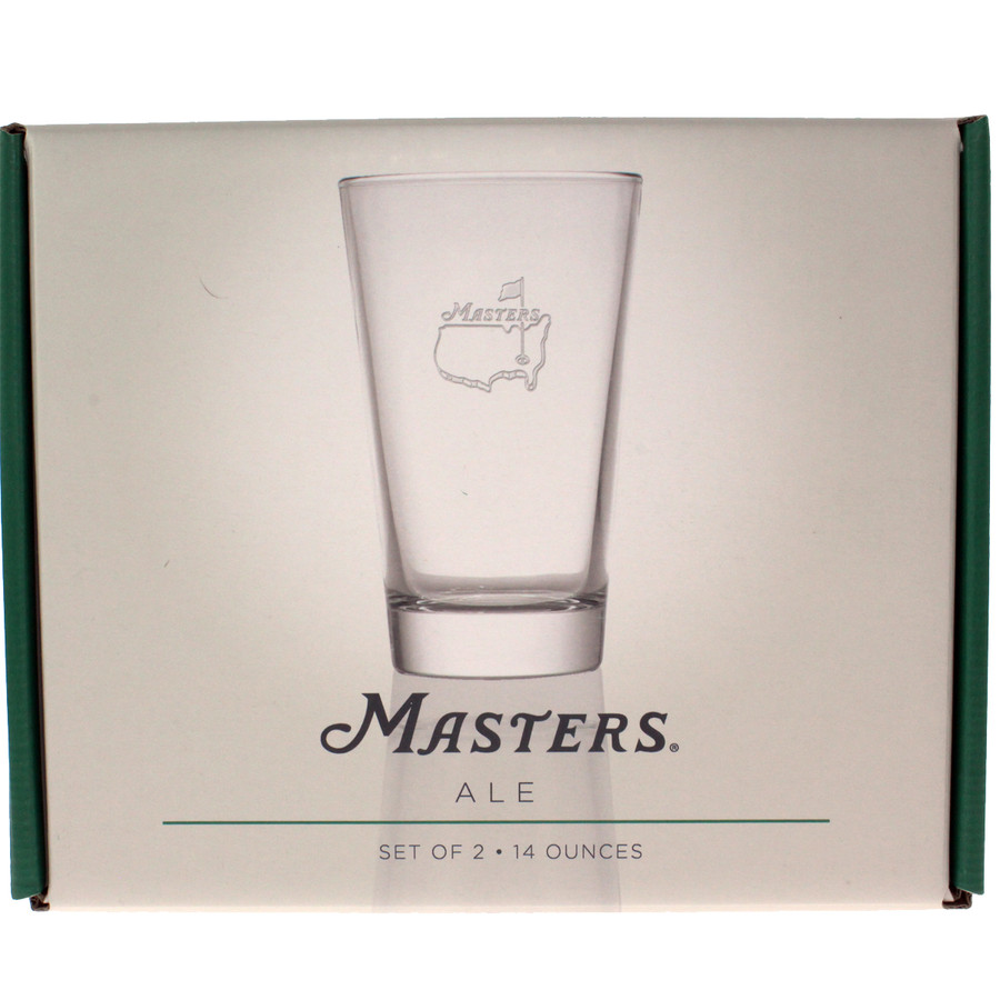 Masters 14oz Ale Glasses - Set of 2