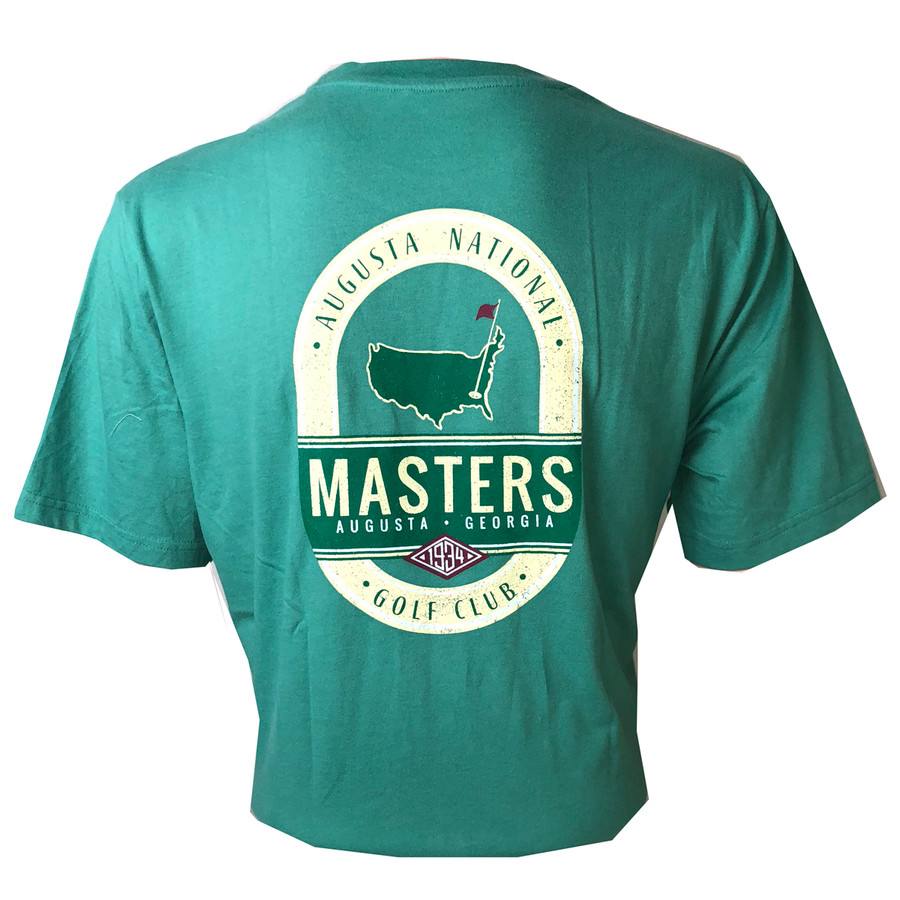 Masters Vintage Light Green T-Shirt