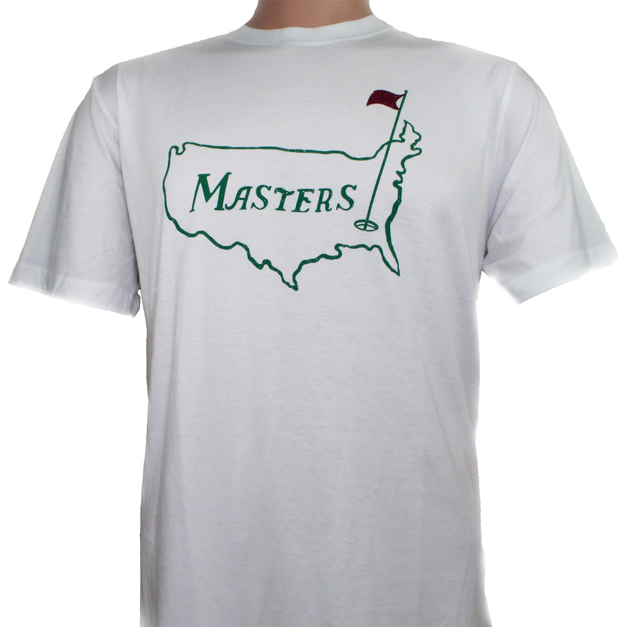 Masters 1934 Collection Vintage Logo T-Shirt