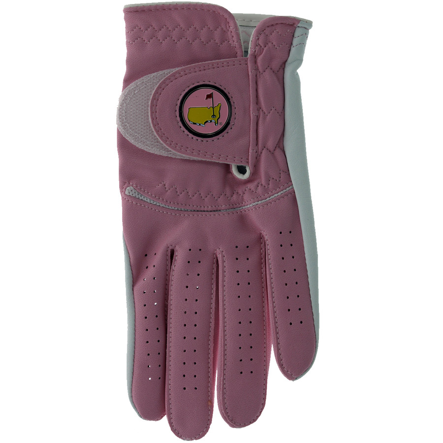 Masters Premium Leather Golf Glove - Pink Women's