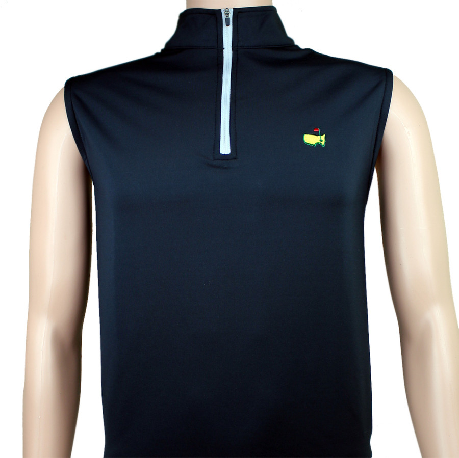 Master Peter Millar Black Performance Tech Vest