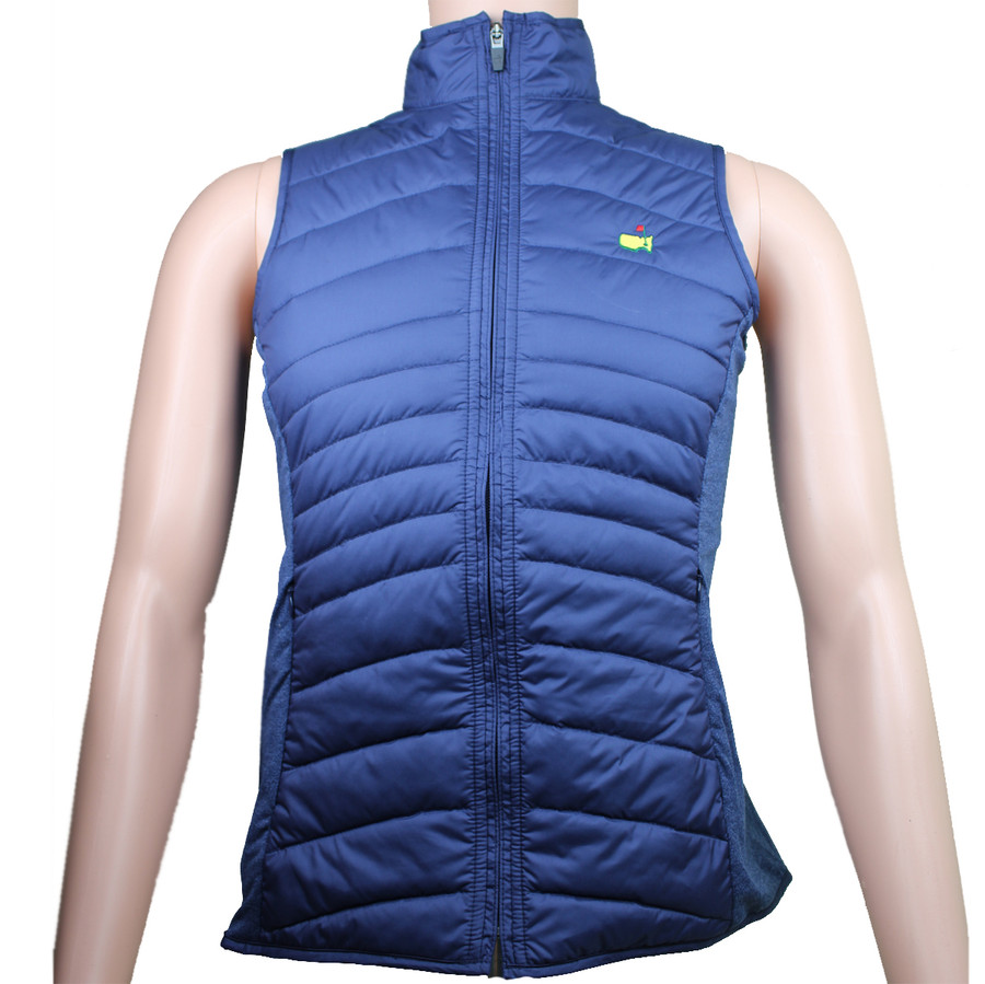 Masters Magnolia Lane Performance Tech Navy Vest