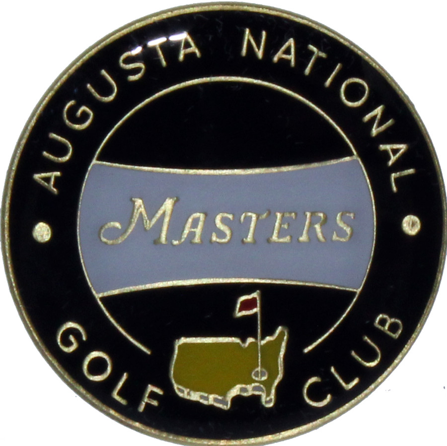 Masters Single Black Ball Marker