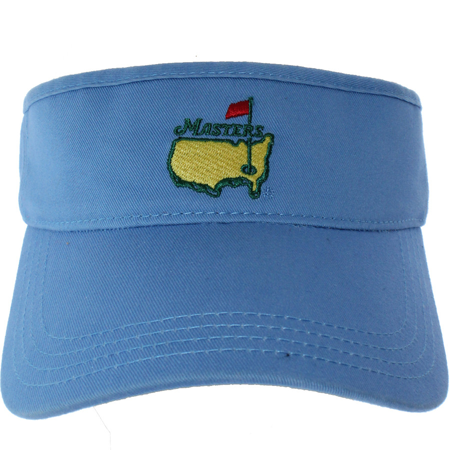 Masters Light Blue Low Rider Visor